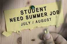 How To Find A Summer Job 12 Great Summer Jobs For High School Students