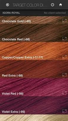 Igora High Power Browns Color Chart Schwarzkopf Professional Igora Royal Permanent Color Creme