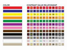 Best Color Chart Design Cosiderations For Window Signs Signage 101