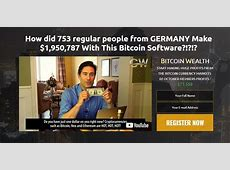 FUNNY SCAM: Bitcoin Wealth review