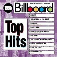 Uk Album Charts 1995 Billboard Top Hits 1995 Wikipedia
