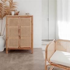 bukit rattan cabinet new villa