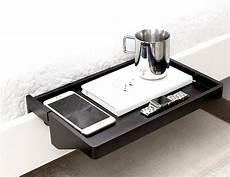 bedshelfie minimalist bed nightstand 187 gadget flow