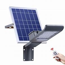 Kirloskar Solar Home Lighting System Solar Panel Powered Garden Lamp 30w Led Remote Control