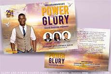 New Church Opening Flyer Glory And Power Church Flyer
