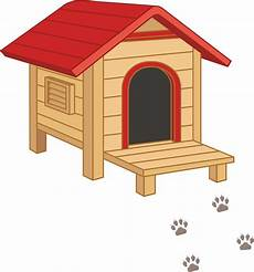 library of kennel vector png files clipart