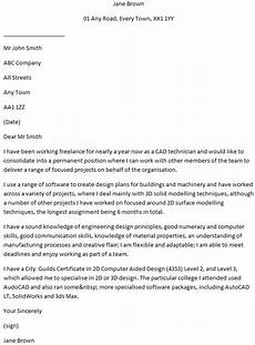 Autocad Operator Cover Letter Cad Technician Cover Letter Example Learnist Org