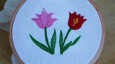 embroidery cretan stitch