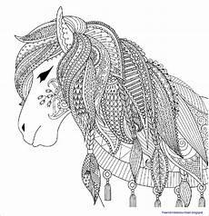 Malvorlagen Mandalas Pferde Malvorlagen Pferd Mandala Free Mandala