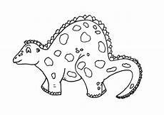 Dinosaurier Ausmalbilder A4 Ausmalvorlagen Kostenlos Zum Ausdrucken