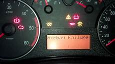 Fiat Punto Airbag Warning Light Stays On Fiat Stilo Jtd Youtube