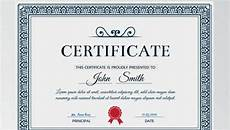 Certificate Format Template Certificate Formats Templates 38 Free Word Excel Pdf