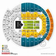 Richmond Coliseum Wwe Seating Chart Richmond Coliseum Tickets Richmond Coliseum Information