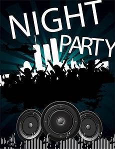 Party Poster Template Party Vector Graphics Blog Page 3
