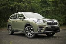 the 2019 subaru forester 2019 subaru forester review autoguide