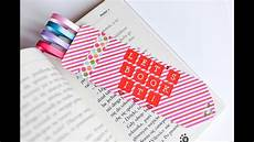 Make A Bookmarker How To Make Bookmark Great Gift Step By Step
