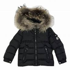 boys suits coats moncler boys black new byron jacket from tiddlywinks bens