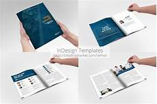 Template For Brochure Free Business Annual Indesign Template Brochure Templates