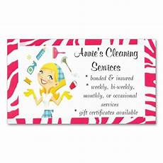 Names For Housekeeping Business Cleaning Services Business Card Pink Zazzle Com