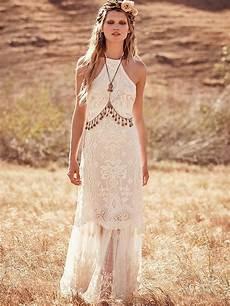 boho chic wedding dresses for summer 2020 fashiongum