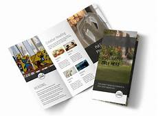 Art Gallery Brochure Design Art Exhibit Brochure Template Mycreativeshop