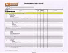 Project Management Audit Checklist Checklist Project Management Template