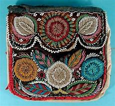historic iroquois and wabanaki beadwork 19th