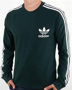 adidas sleeve shirt adidas originals sleeve pique t shirt green