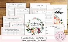 Wedding Planning Printables Wedding Planner Printable Wedding Planning Book Printable
