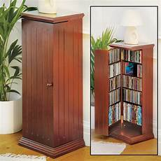 dvd holder stand media storage cd cabinet book shelf
