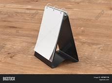 Small Flip Chart Blank Table Top Flip Chart Easel Image Amp Photo Bigstock
