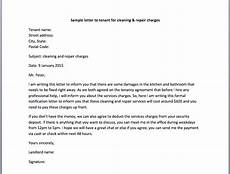 Letter To Landlord Requesting Repairs Template Sample Letter Requesting Deposit Payment