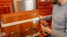 diy pot lid holder easy kitchen organization project