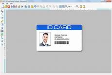 How To Make A Id Card Id Card Designing Software Create Student Employee