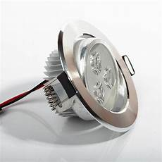 Dimmable Led Work Light Dimmable 3w 5w Led Ceiling Light Recessed Fixture