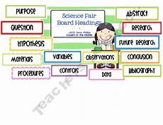 Science Fair Project Headings Free Download For Science Fair Board Headings Allows