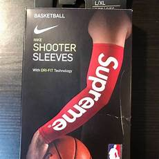 supreme arm sleeve approved supreme x nike nba shooter sleeves s fashion