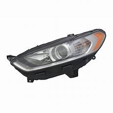 2015 Ford Fusion Light Assembly Keystone Collision New Capa Certified Premium Replacement