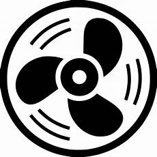 wind cooling fan svg png icon free 561238