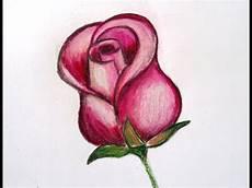 como desenhar uma rosa how to draw a