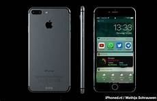 4th Design Iphone 7 Latest Iphone 7 Concept Imagines New Handset Running Ios