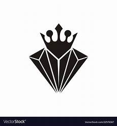 Diamond Logo Design Diamond Logo Design Inspiration Royalty Free Vector Image