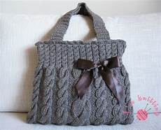 knitted bag make your own style knitting patterns for
