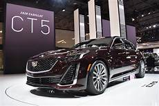 New Cadillac Models For 2020 by Entry Level 2020 Cadillac Ct5 Sedan Priced At