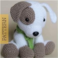 crochet amigurumi puppy pattern only pup pdf