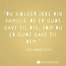 familie familie citater citat desmond tutu