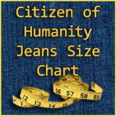 Citizens Jeans Size Chart Citizens Of Humanity Jeans Size Chart Jeans Hub