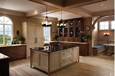 island soup kitchens kitchen designs wood mode s new american classics design