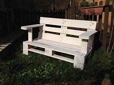 come costruire una panchina in legno panchina con pallet