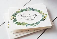 thank you template for gift card wedding thank you card wording 4 easy templates